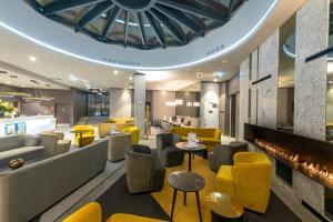 3 hvězdičkový hotel Hampton By Hilton Poznan Old Town Poznaň Polsko