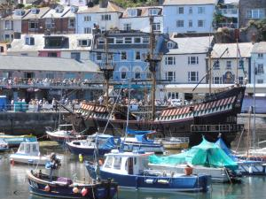 Woodlands Guest House, Affittacamere  Brixham - big - 51
