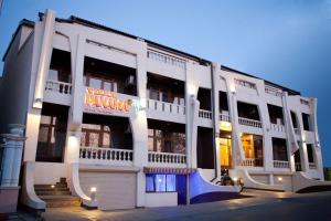 Отель Вилла Панама, Одесса