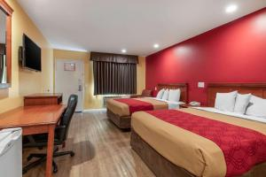 Econo Lodge Carson near StubHub Center, Motels  Carson - big - 4