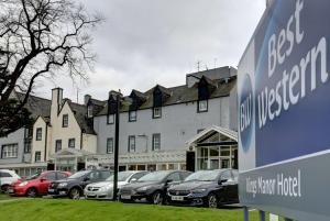 Best Western Kings Manor - Musselburgh