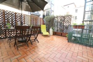 Bamboo Milano Isola Apartment Terrace - AbcAlberghi.com