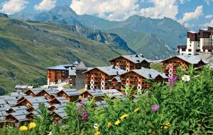 Premium Les Alpages de Reberty - Hotel - Les Menuires