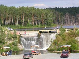 Dom u Vodopada - Maslyanino