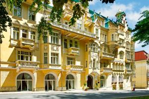 3 stern hotel Ensana Svoboda Marienbad Tschechien