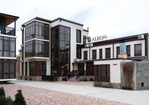 Отель Алеон