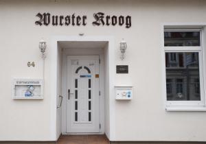 Albergues - Hotel Garni Wurster Kroog