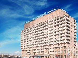 Okhtinskaya Hotel, Hotel  San Pietroburgo - big - 38