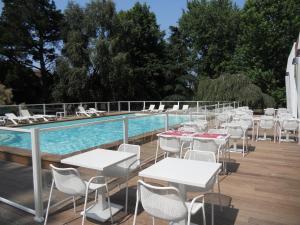 Mercure Bordeaux Lac, Hotely  Bordeaux - big - 52