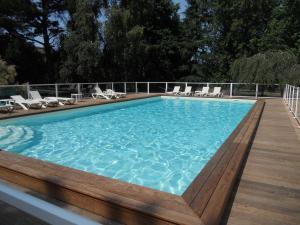 Mercure Bordeaux Lac, Hotely  Bordeaux - big - 56
