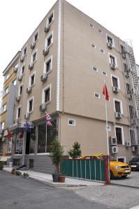 Grand Reis Hotel, Стамбул