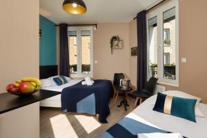 Location gîte, chambres d'hotes Résidence AURMAT - Appart-hôtel - Boulogne - Paris dans le département Haut de seine 92
