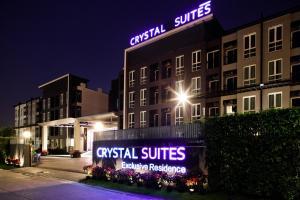 Crystal Suites Suvarnbhumi Airport - Ban Khlong Prawet