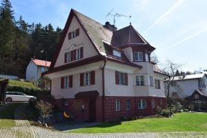 3 stern pension George Pension Marienbad Tschechien