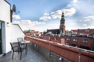 4 hvězdičkový apartmán Aparthotel New Lux Vratislav Polsko