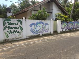 Waves Garden Villa - Mahakalugolla