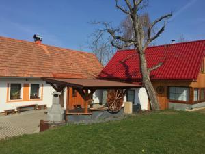Chata Czech Paradise Loktuše Česko