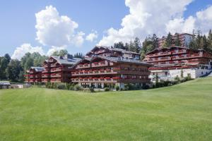 Guarda Golf Hotel - Crans-Montana