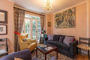 obrázek - Elegant 2BR flat with garden, close to Battersea Park