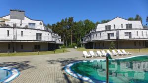 Apartamenty Silence Baltic Plaża Bałtyku