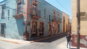 . Hostal La Cruz Verde