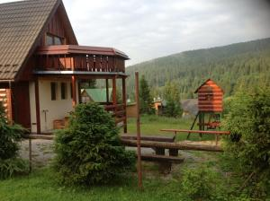 Namas Chata Janka Oravicė Slovakija