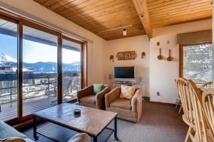 1 Br With Amazing Views Of Mountain Range & Wood Creek Condo - Hotel - Crested Butte