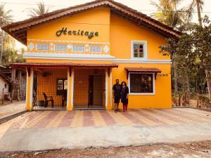 Auberges de jeunesse - Heritage Holiday Home