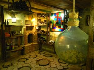 Artists Cellar in Telavi