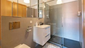 Central Comfort Suites, Apartmanok  Brassó - big - 14