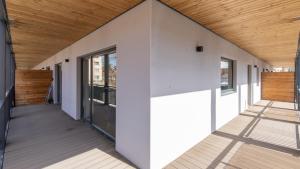 Central Comfort Suites, Apartmanok  Brassó - big - 21