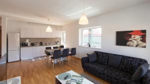 Central Comfort Suites, Apartmanok  Brassó - big - 27