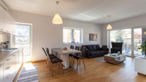 Central Comfort Suites, Apartmanok  Brassó - big - 30