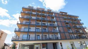 Central Comfort Suites, Apartmanok  Brassó - big - 31