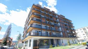 Central Comfort Suites, Apartmanok  Brassó - big - 33