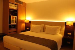Hotel O Gato, Отели  Одивелаш - big - 46