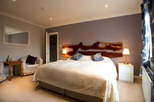 Sharamore House B&B, Bed and Breakfasts  Clifden - big - 3