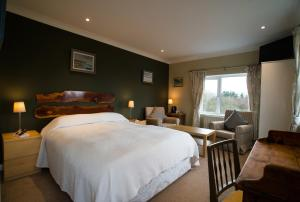 Sharamore House B&B, Bed and Breakfasts  Clifden - big - 4