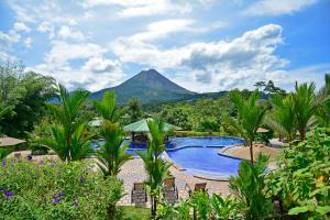 Arenal Manoa AND Hot Springs, Fortuna
