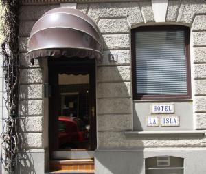 Hotel La Isla, Отели  Кёльн - big - 18