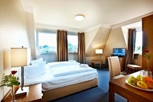 Hotel Königstein Kiel by Tulip Inn, Szállodák  Kiel - big - 31
