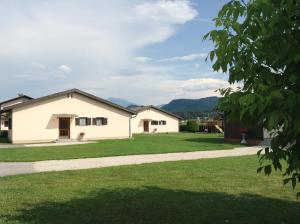 Namas Bungalow Serajnik Sankt Kanzianas Austrija