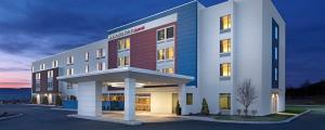 obrázek - SpringHill Suites by Marriott Oakland Airport