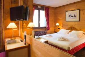 Carlina - Hotel - La Clusaz