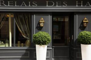 Location gîte, chambres d'hotes Hôtel Le Relais des Halles dans le département Paris 75