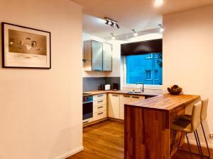 Residence Lodz City Apartment
