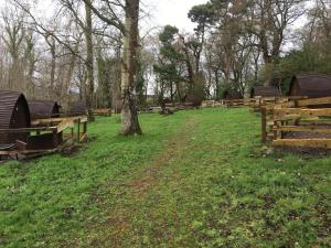 Cabin Camping Edinburgh - Newtongrange