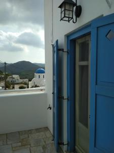 Traditional House in Vroutsi Amorgos Greece