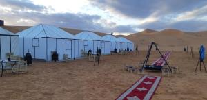 Bivouac Radoin Sahara Expeditions