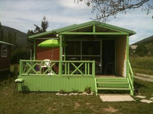 Accommodation in La Faurie